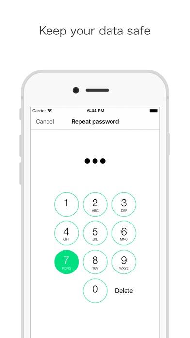 Cashbook: Expense tracker Screenshots
