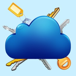 Key Cloud Password Manager (256-bit encrypted)