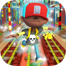 B Boy Surfers : New Train Running