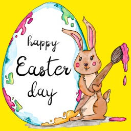 Happy Easter Greeting Cards - Photo Card Maker