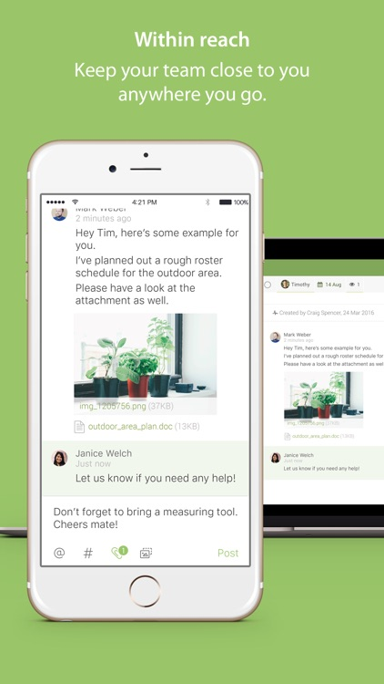 Quire: Unfold Your Ideas screenshot-4