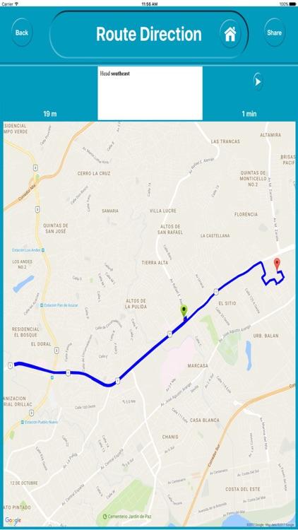 Paramaribo Sruiname Offline City Maps Navigation screenshot-4