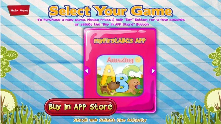 My First Words - Shapes and Fruits screenshot-4
