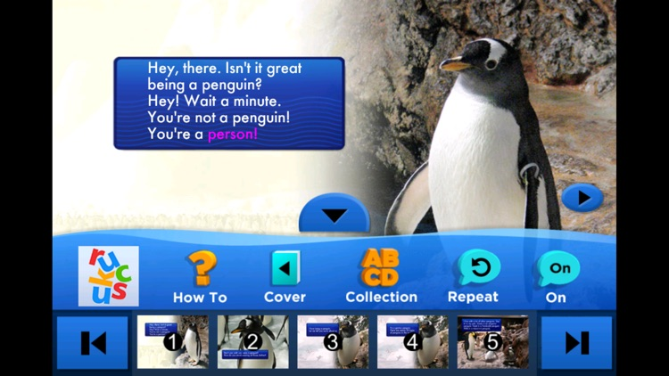 SeaWorld: Penguin Pals screenshot-1