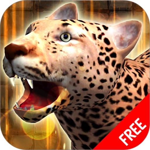 леопард жизнь имитатор игра : животное из добыча
