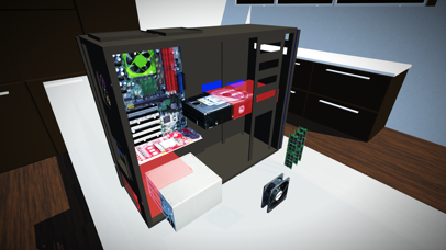 Home PC Building Simulator Screenshot