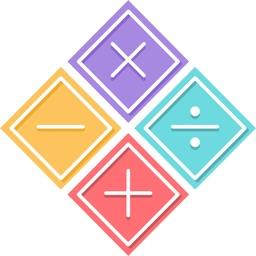 Math Master. Educational math games
