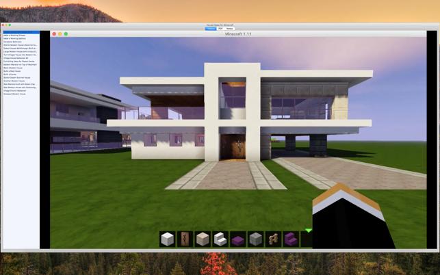 house ideas for minecraft on the mac app store rh itunes apple com
