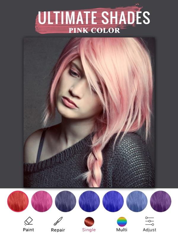 Best Hair Color Changer App Hair Color Dye App Online Game Hack