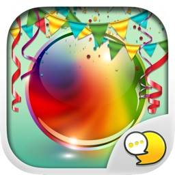 Colorful Stickers & Emoji for iMessage ChatStick