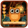 Owl Jump - Be brave and fly up to climb the tree