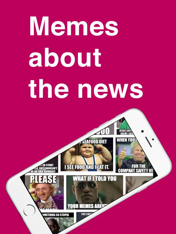 Meme News screenshot 8
