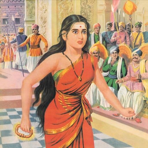 Kannagi-Amar Chitra Katha
