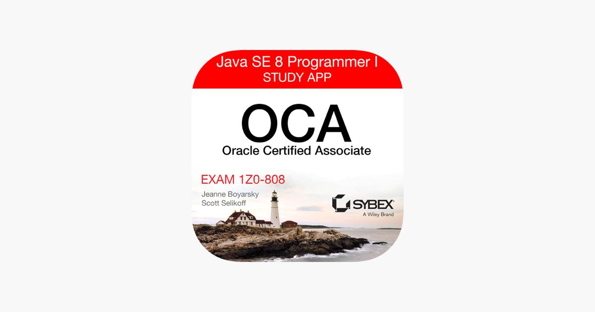 Oracle Certified Associate Oca On The App Store