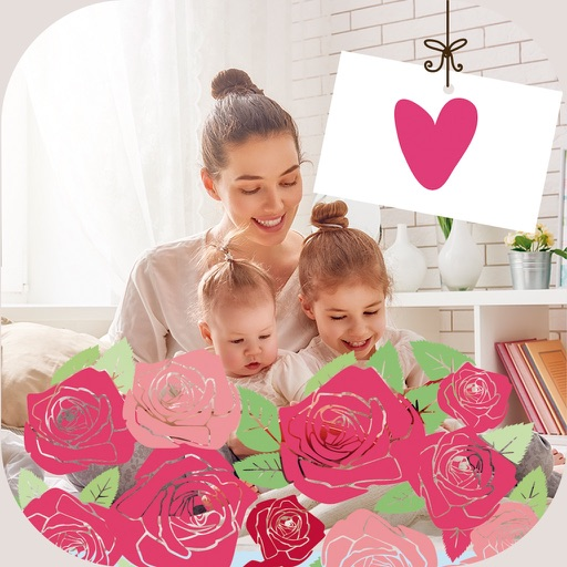 Mother's day photo frames - Create album