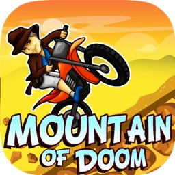 Mountain of Doom HD - Top Free Motorbike Racing Game