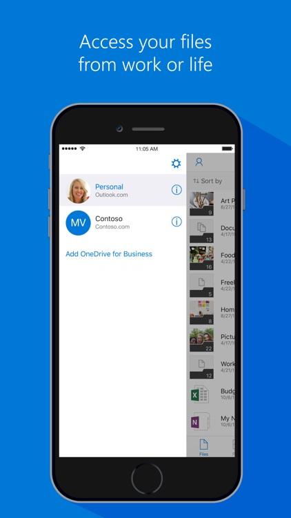 Microsoft OneDrive screenshot-3