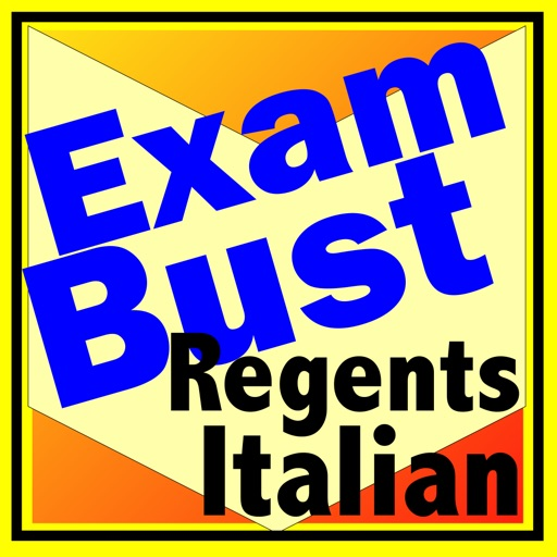 NY Regents Italian Prep Flashcards Exambusters