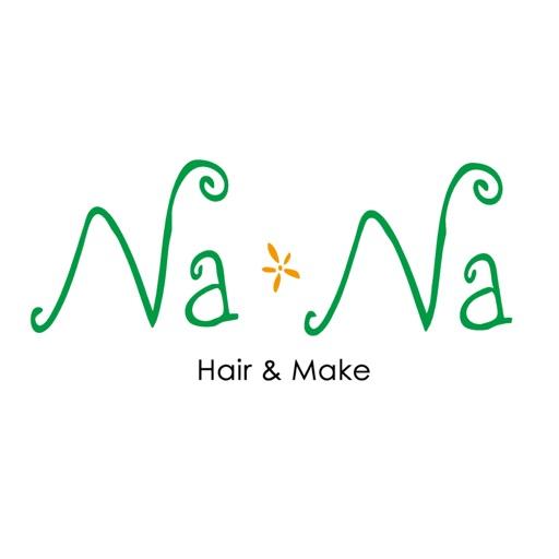 Hair&make NaNa iOS App