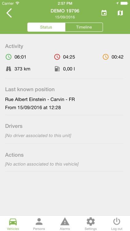 Telefleet Mobile screenshot-3
