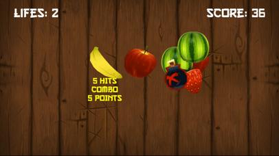 Slice Fruits (Watch & Phone) screenshot 3