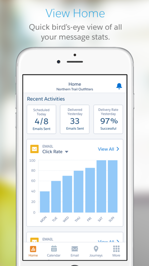 Salesforce Marketing Cloud On The App Store