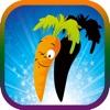 Sie Gemüse & Obst Formen und Farben sortieren
