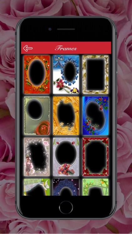 Flower Photo Frame - Instant Frame Maker screenshot-3