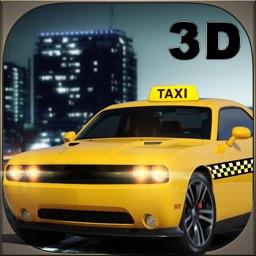 Extreme Taxi Car Drive 3D: Crazy Driver Simulator