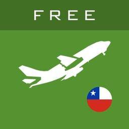 Chile Flight FREE