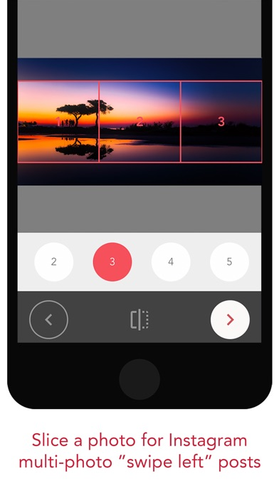 Swipe Left - Panoramas Screenshots