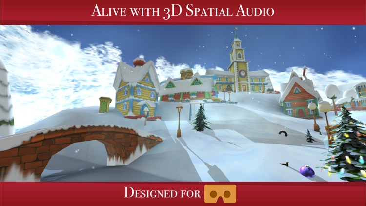 Christmas VR for Google Cardboard