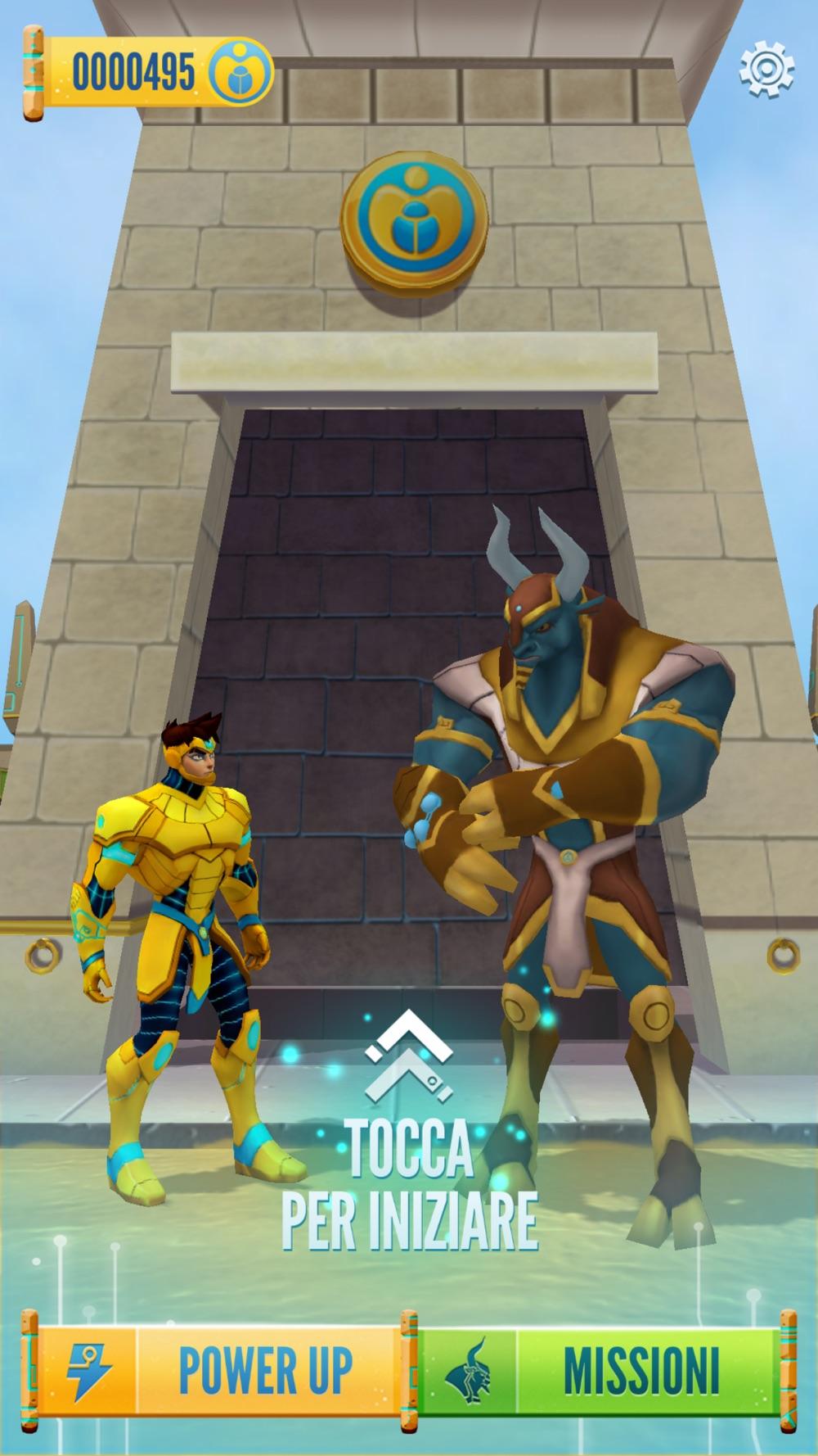 Egyxos Labyrinth Run hack tool
