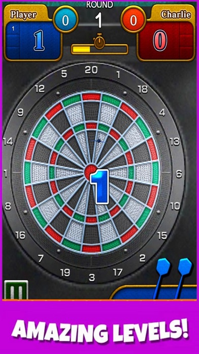 Darts Master+ screenshot 1