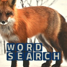 Wordsearch Revealer Wild Animals