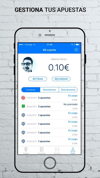 ScanLotería - Escáner Lotería screenshot-3