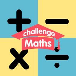 Maths Challenge - Crazy Brain Training