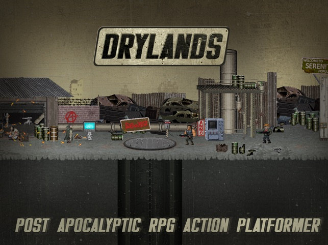 Drylands Screenshot