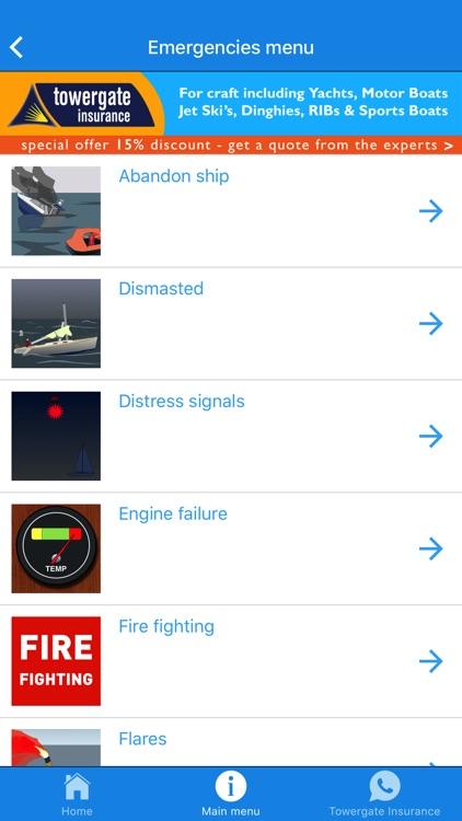 Safe Skipper - Boating Tips and Advice screenshot-3