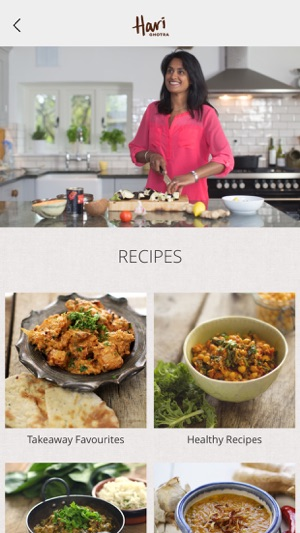 Hari ghotra indian recipes on the app store forumfinder Images