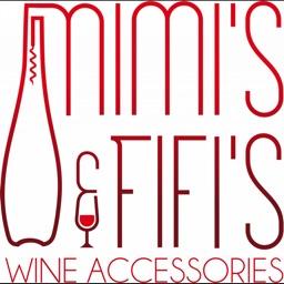 Mimi and Fifi Wine Accessories