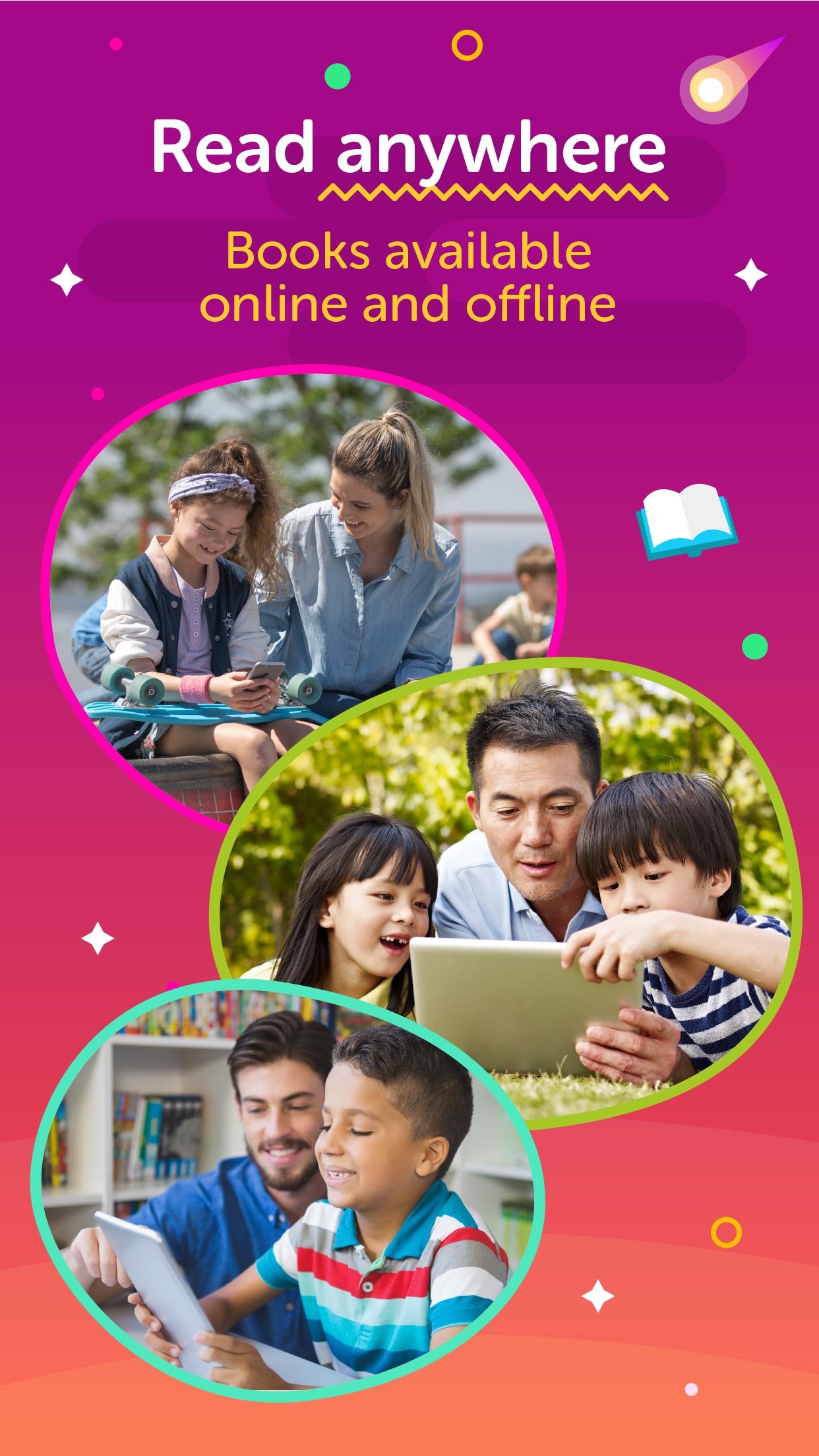 PlayKids Stories - Books for Kids Screenshot