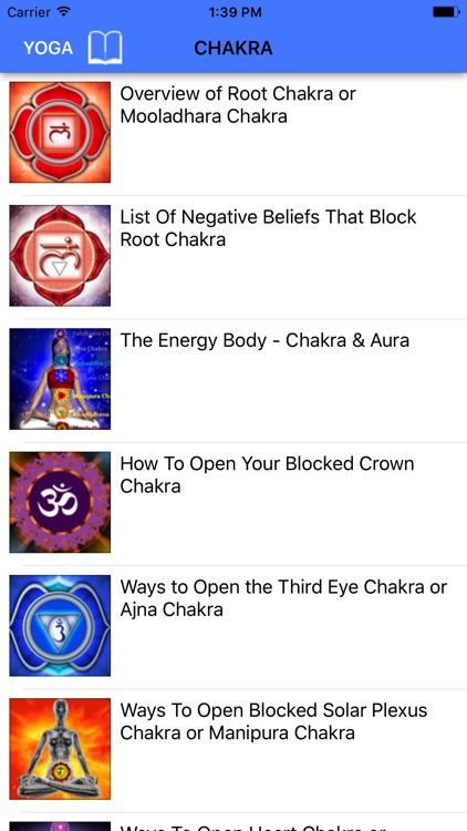 Yoga & Chakra