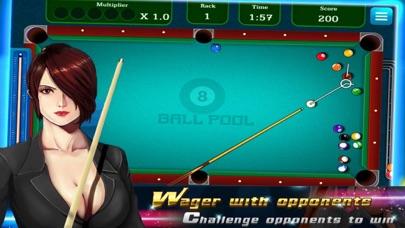 Snoocker 9Ball 3D screenshot two
