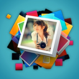 3D Photo Collage Editor