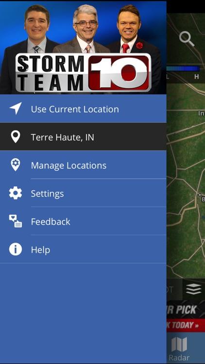 WTHI Storm Team 10 - Wabash Valley Weather screenshot-4