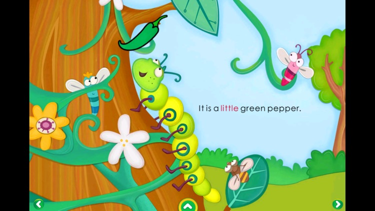 Crayola: Caterpillar's Colors screenshot-4