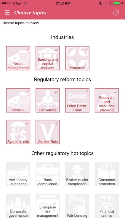 PwC's Regulatory Navigator screenshot-3