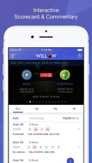 Willow review screenshots