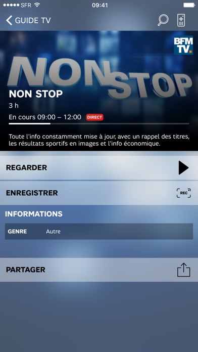 download SFR TV apps 4